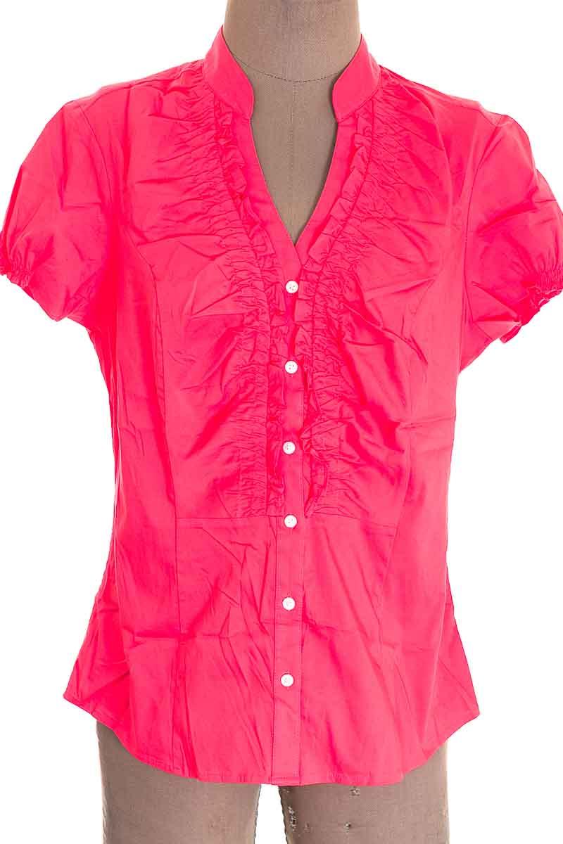 Blusa Formal color Naranja - Express