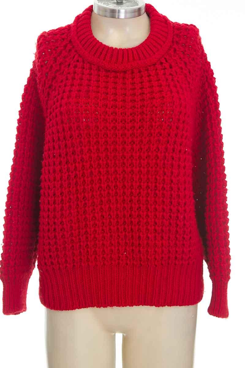 Sweater color Rojo - Bimba & Lola