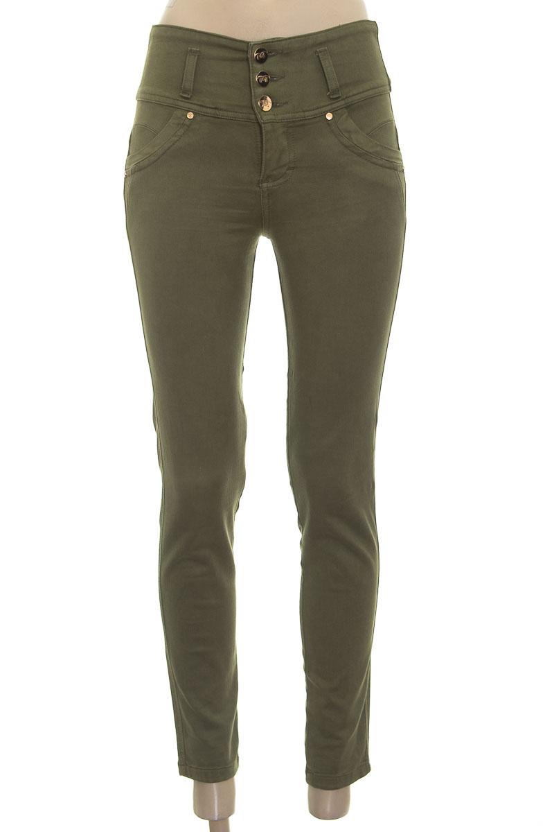 Pantalón color Verde - T&T