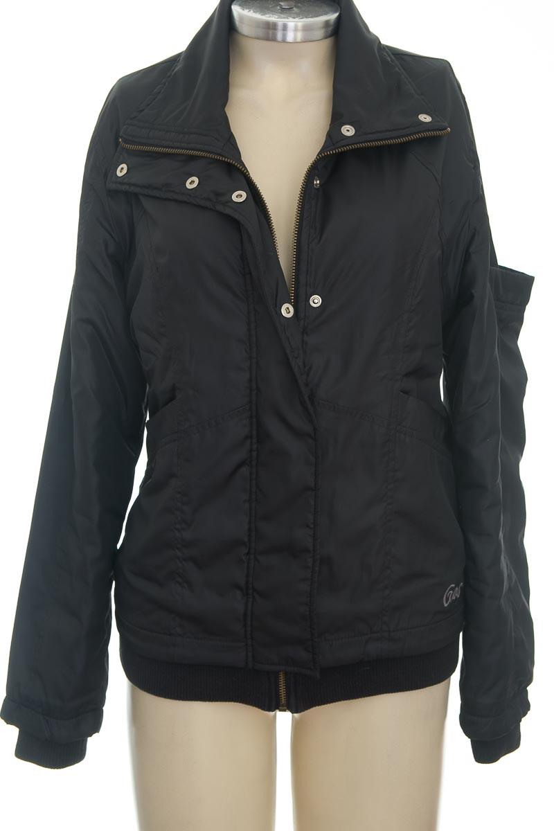 Chaqueta / Abrigo color Negro - Gas