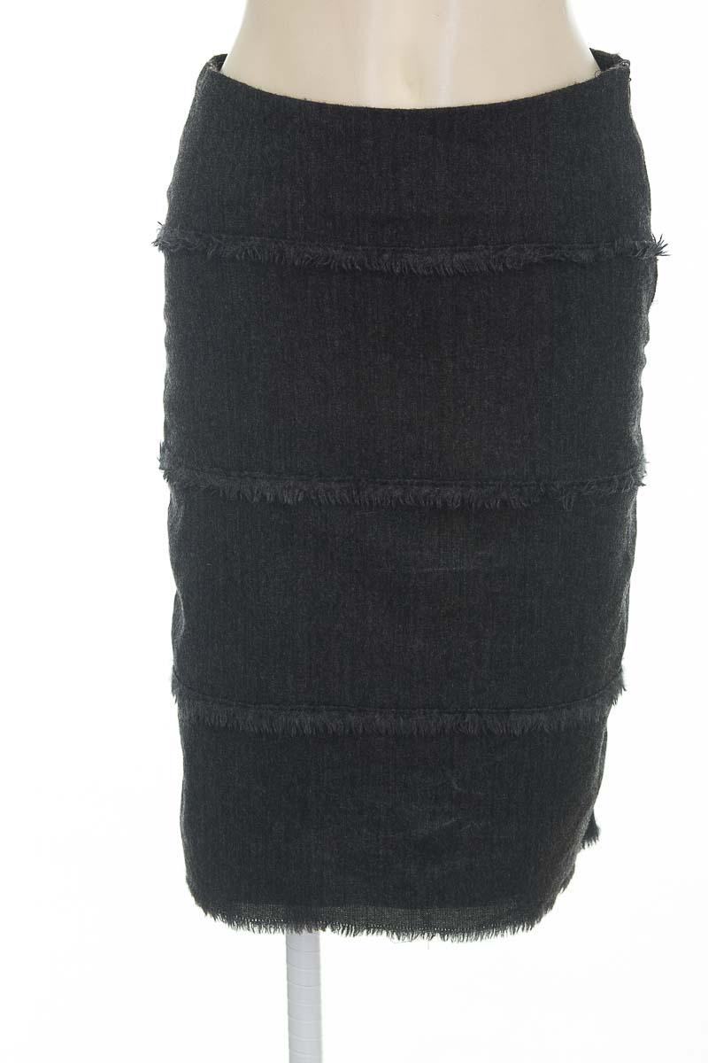 Falda color Negro - Hot Line