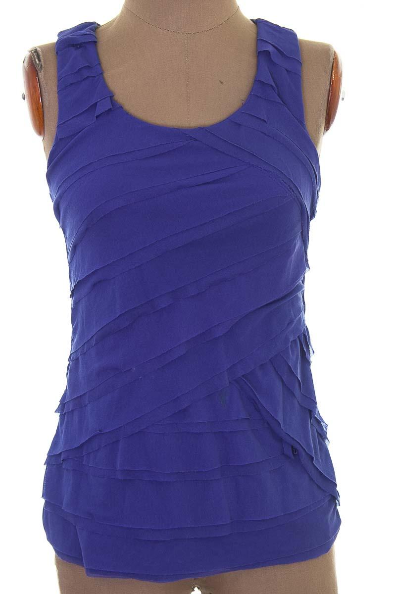 Blusa color Morado - Chico´s