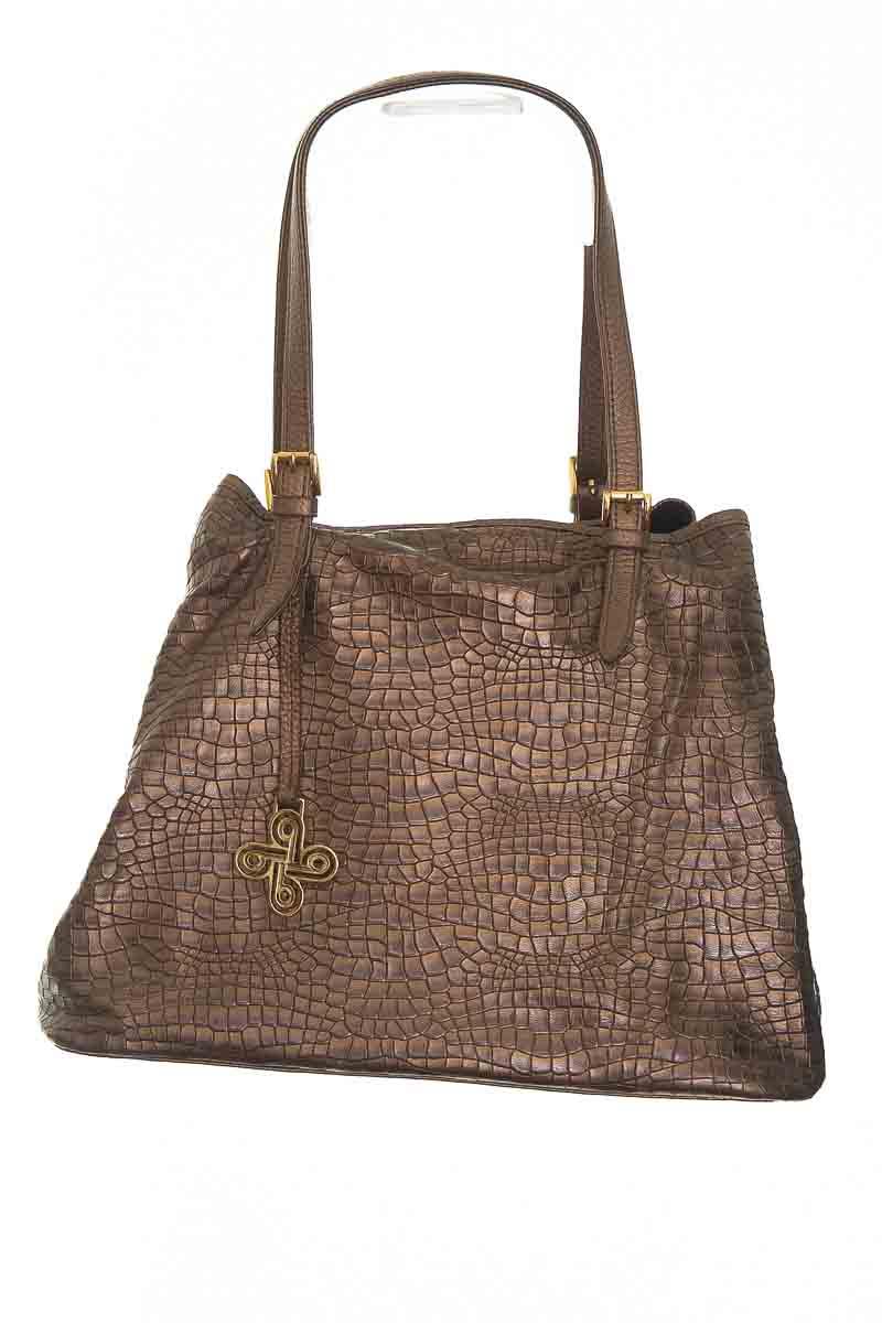 Cartera / Bolso / Monedero color Bronce - Boots´n Bags