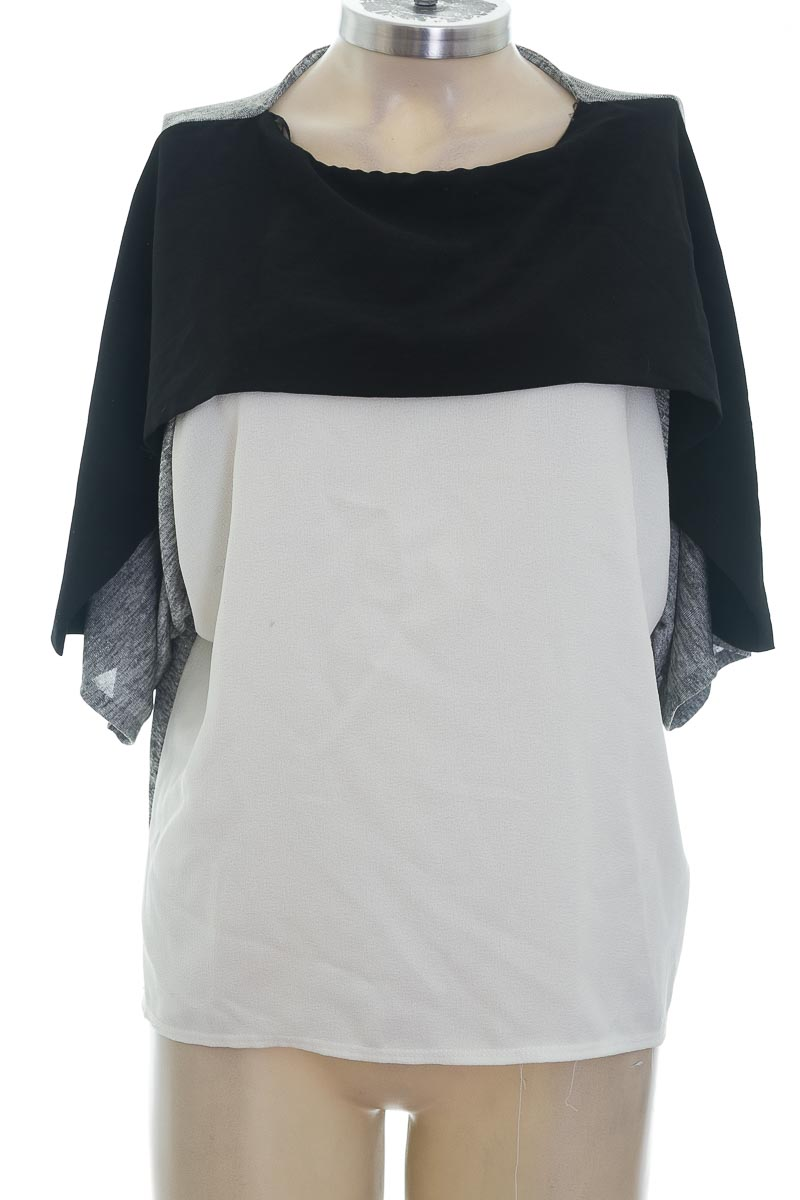 Blusa color Gris - Zara