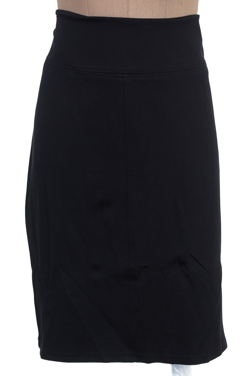 Falda Elegante color Negro - Cacharel