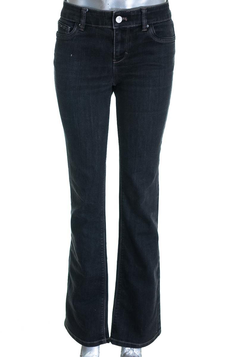 Pantalón Jeans color Negro - White House Black Market