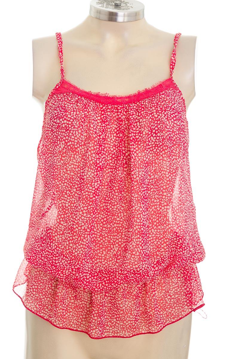 Blusa color Rojo - Charlotte Russe