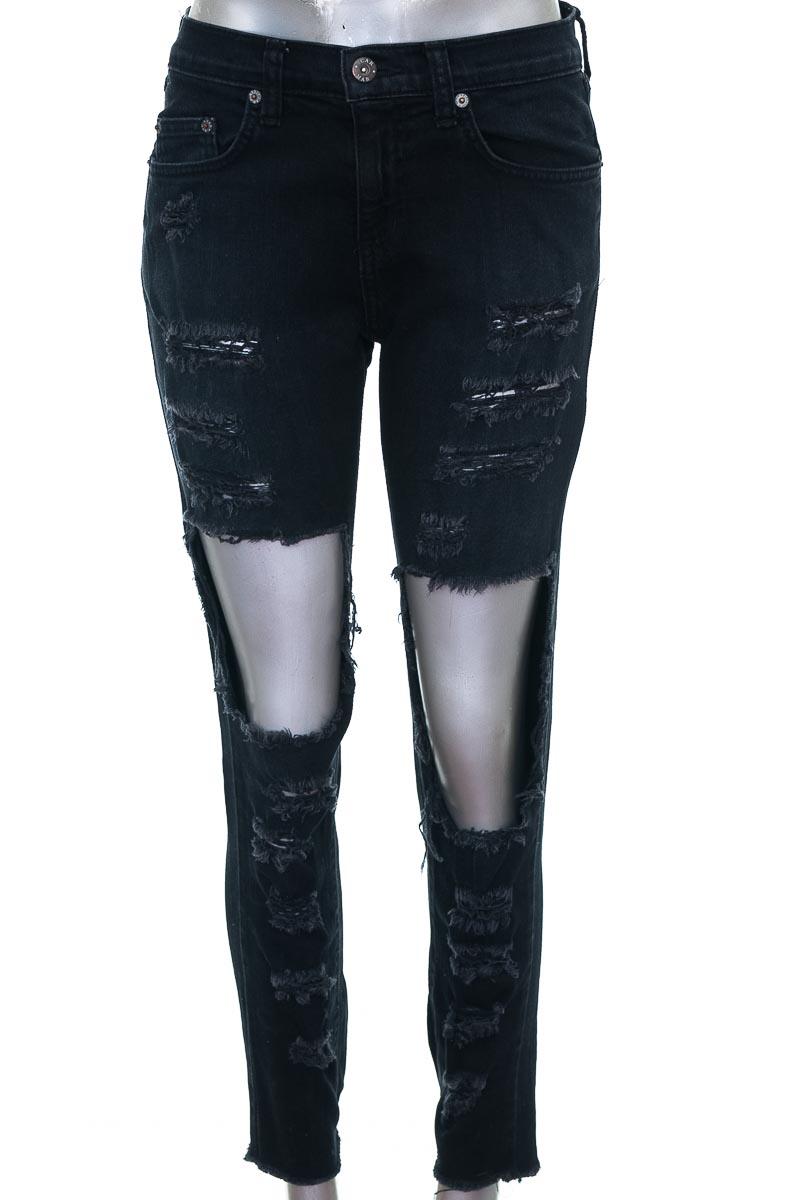 Pantalón Jeans color Negro - Carmar