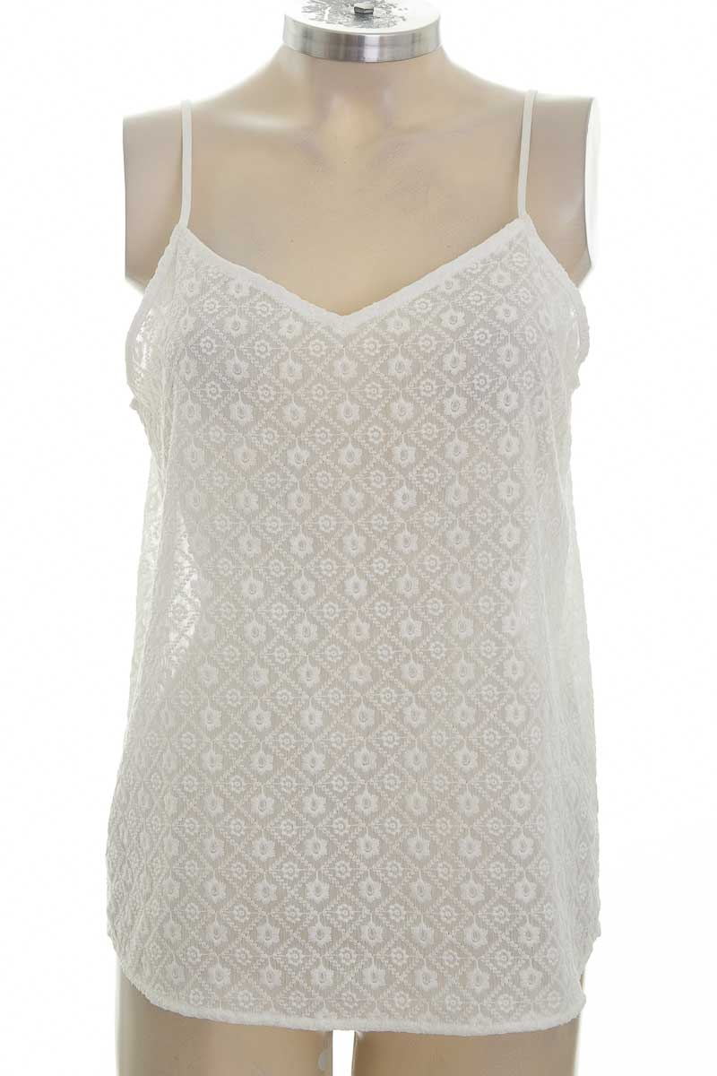 Blusa color Blanco - Seven Seven