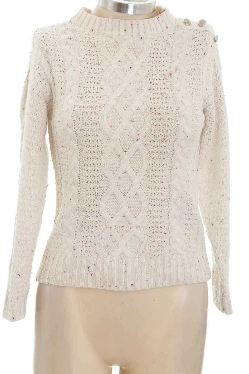 Sweater color Beige - FDS