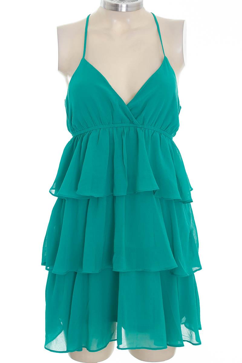 Vestido / Enterizo color Verde - Forever 21