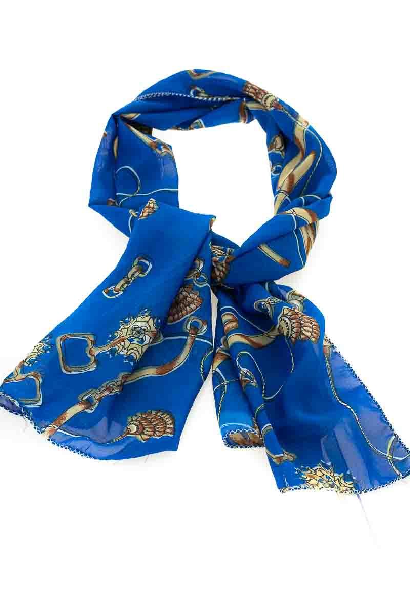 Accesorios Bufanda color Azul - Closeando