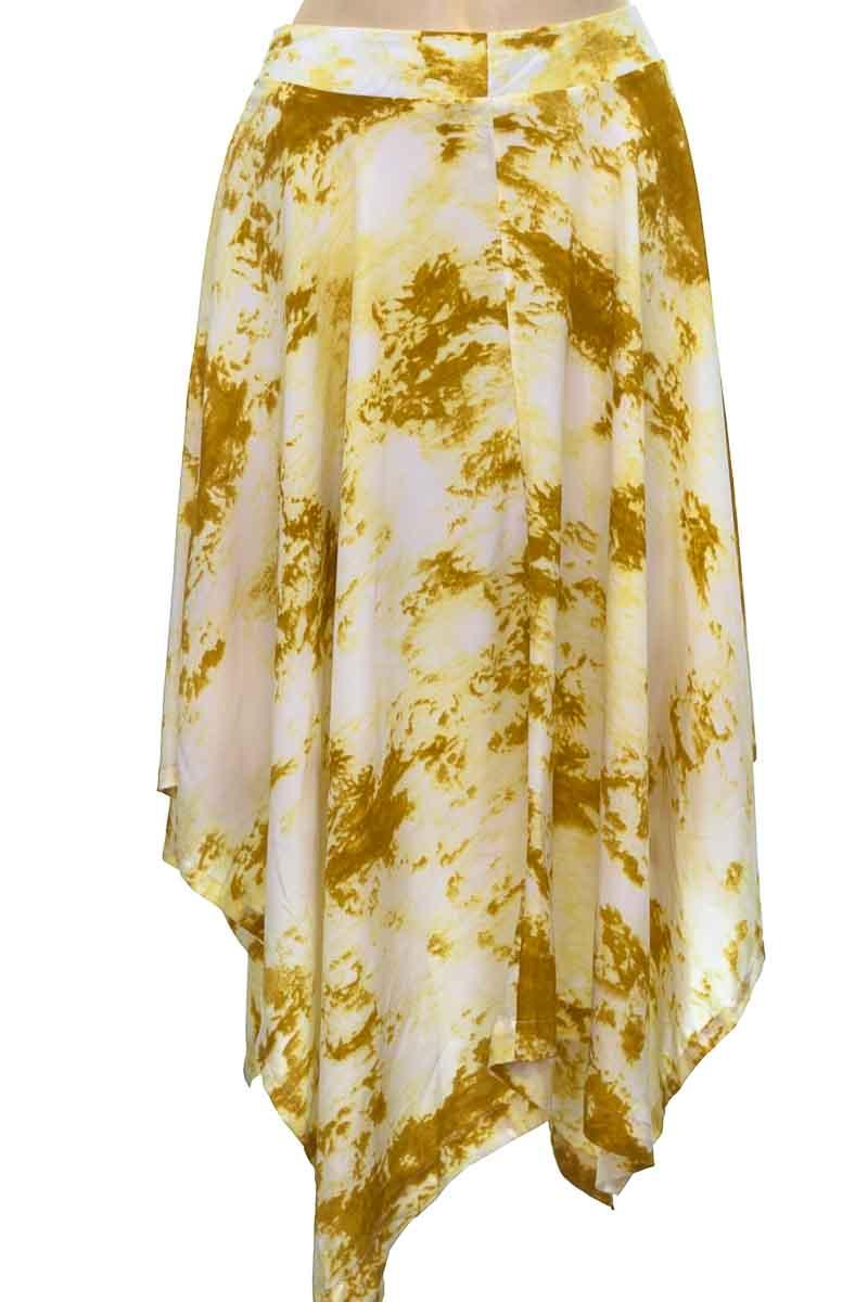 Falda color Blanco - Closeando