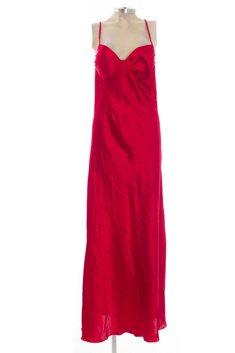 Vestido / Enterizo color Rojo - Cristian Lay