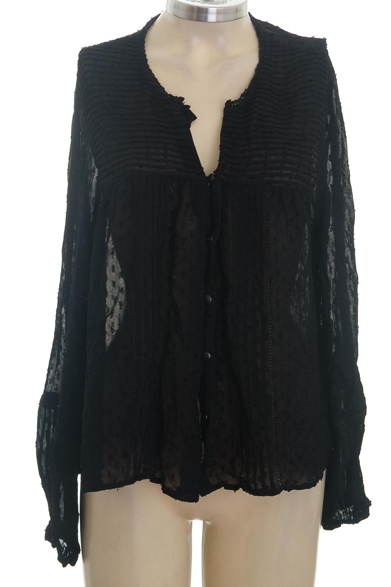 Blusa color Negro - MNG