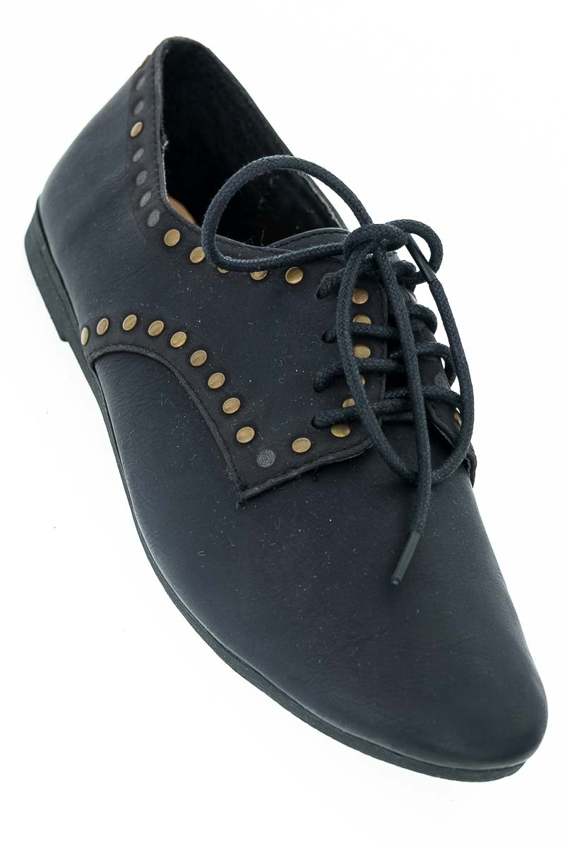 Zapatos Baleta color Negro - Claudia