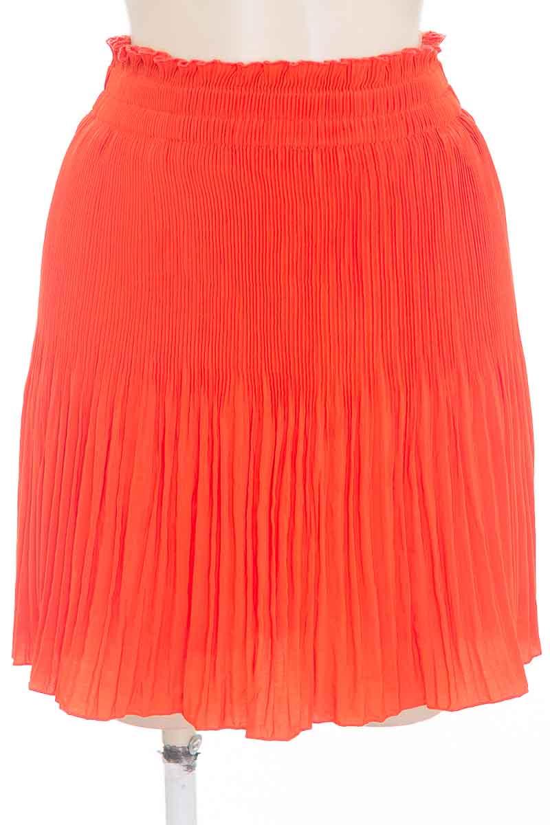 Falda color Salmón - H&M