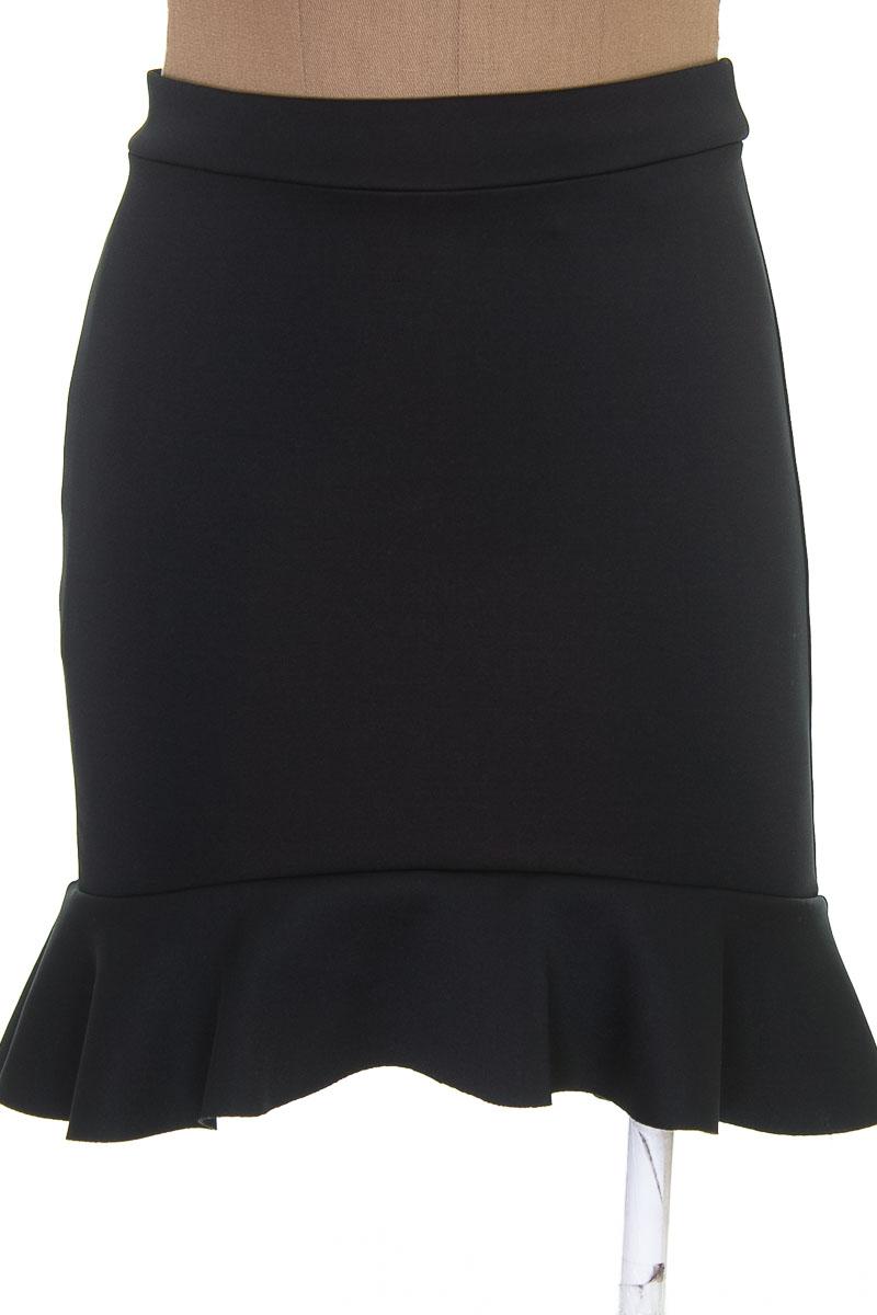 Falda Casual color Negro - Coca cola