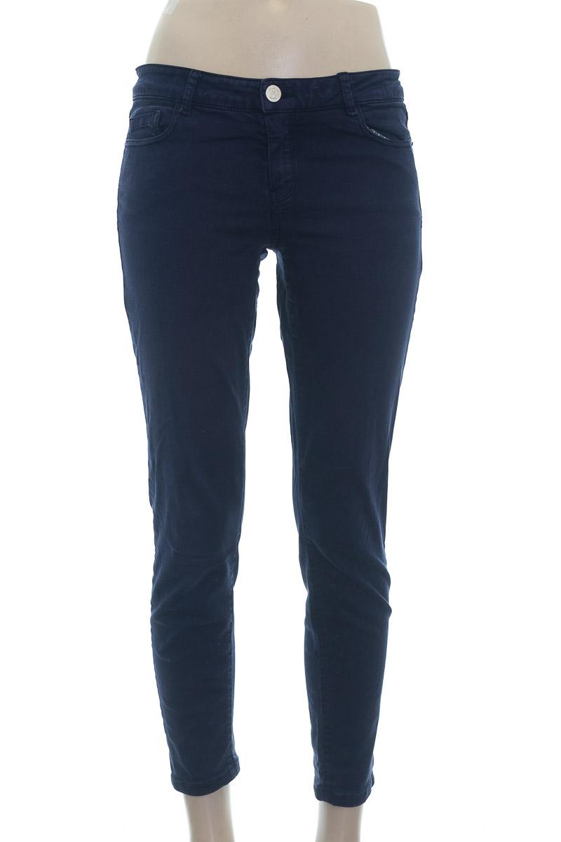 Pantalón color Azul - Massimo Dutti