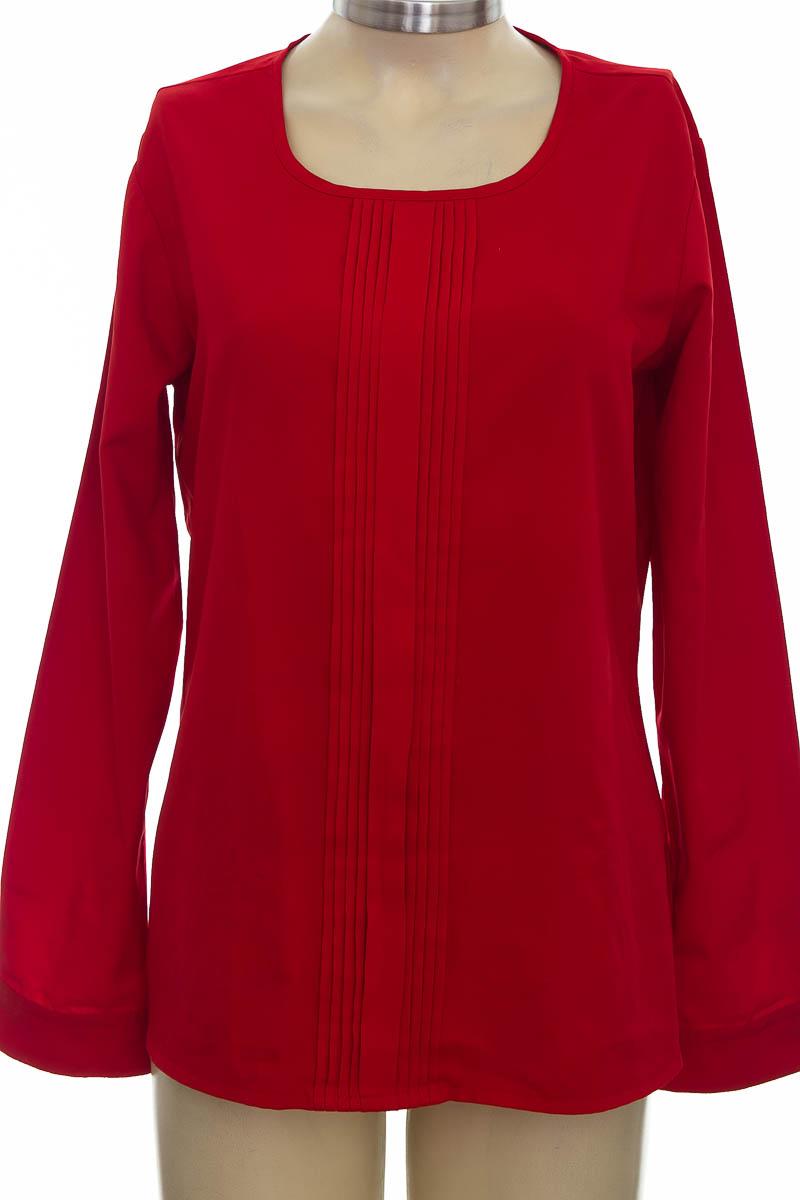 Blusa color Rojo - Colore