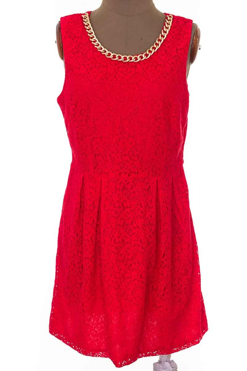 Vestido / Enterizo Casual color Rojo - Joy & Co