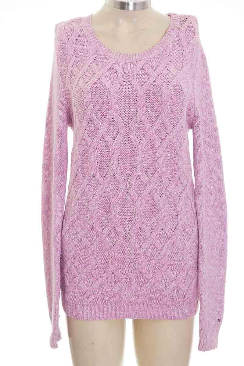 Sweater color Morado - Tommy Hilfiger