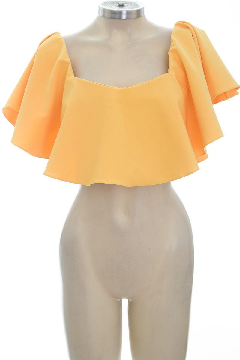 Blusa color Amarillo - HMP