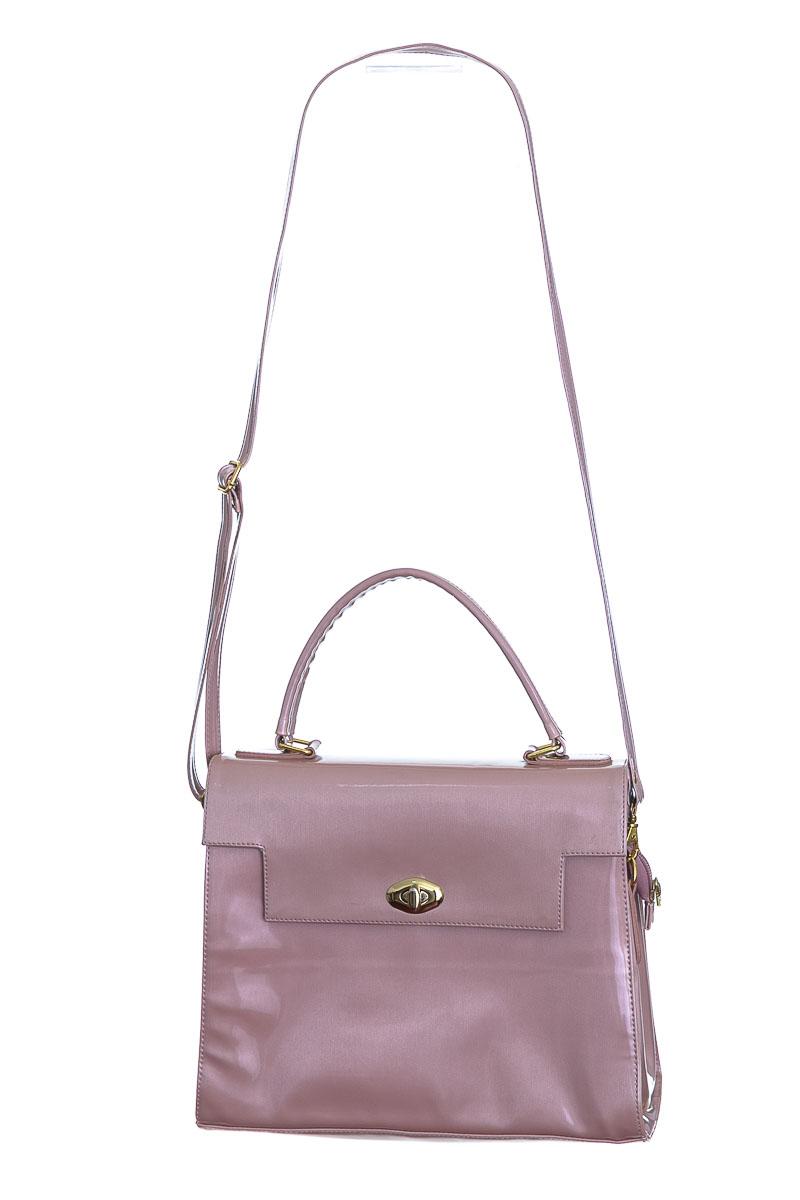 Cartera / Bolso / Monedero color Rosado - Macoly