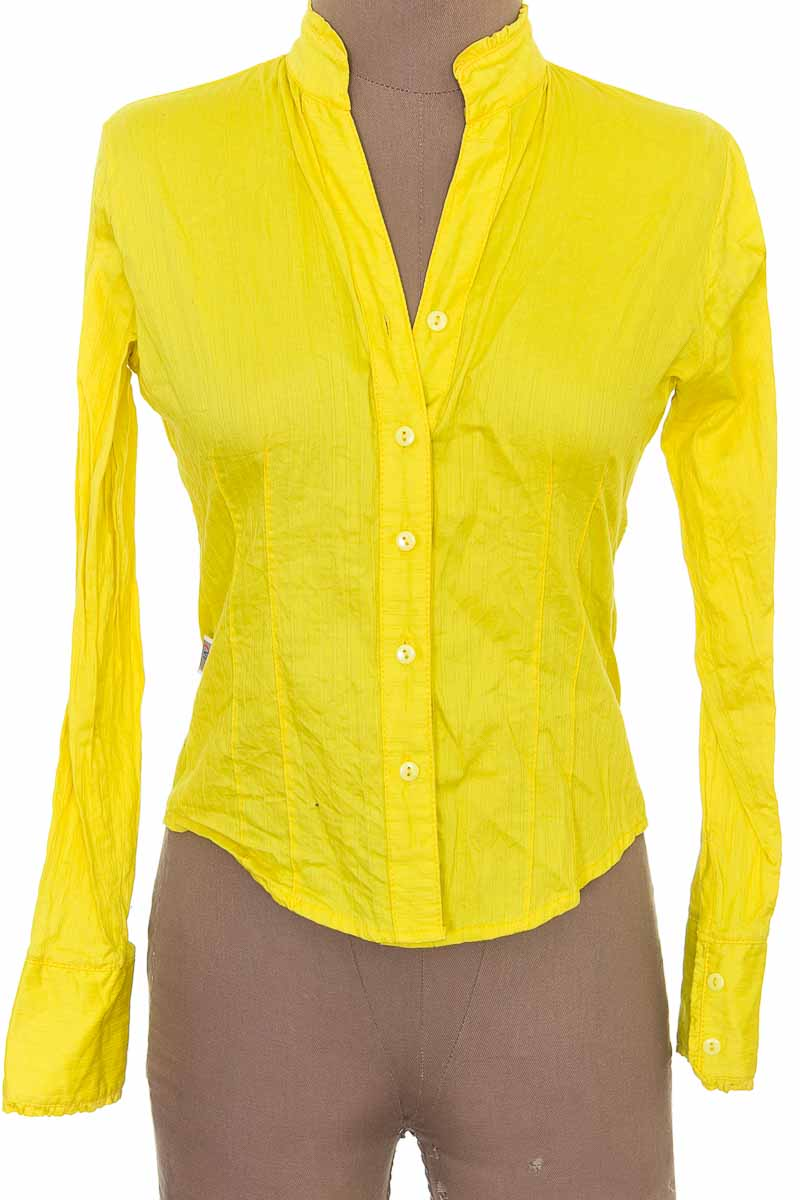 Blusa color Amarillo - Viva Fashion