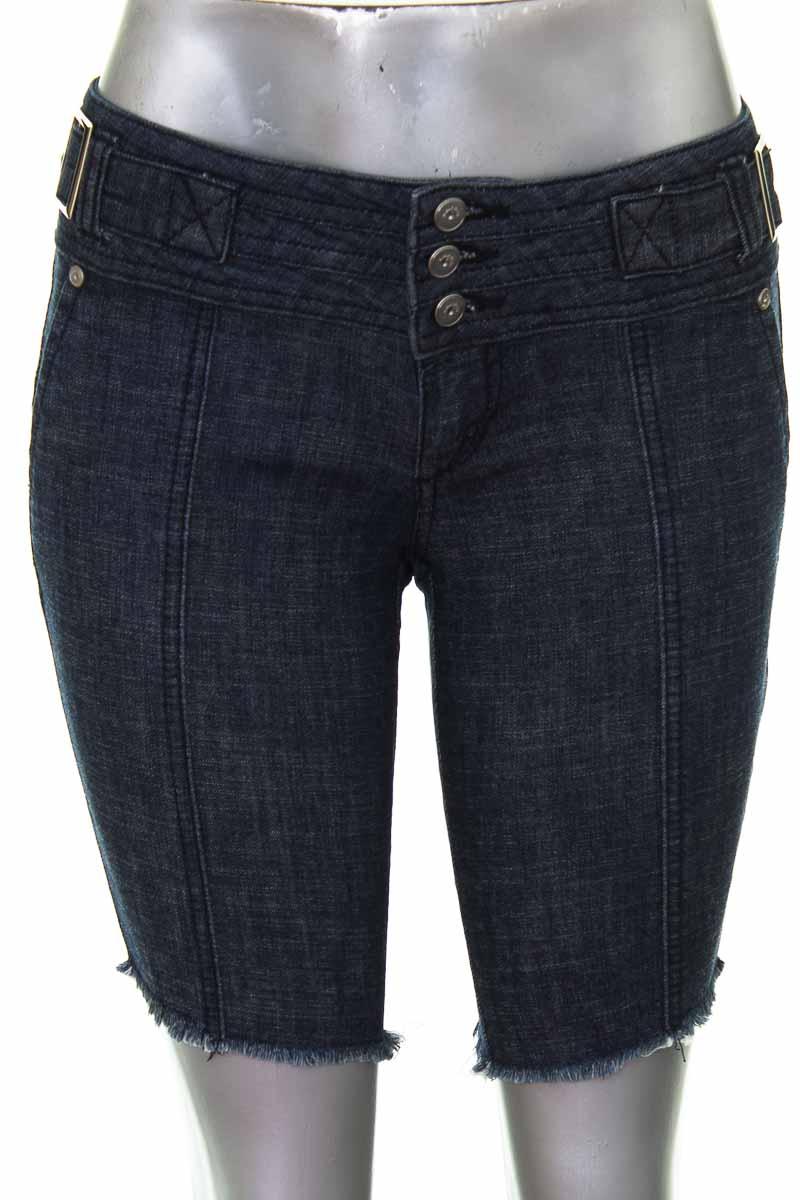 Short Jean color Azul - Sneak Peek