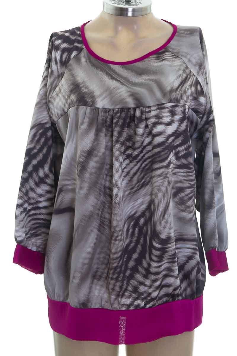 Blusa color Gris - Ms Diseños