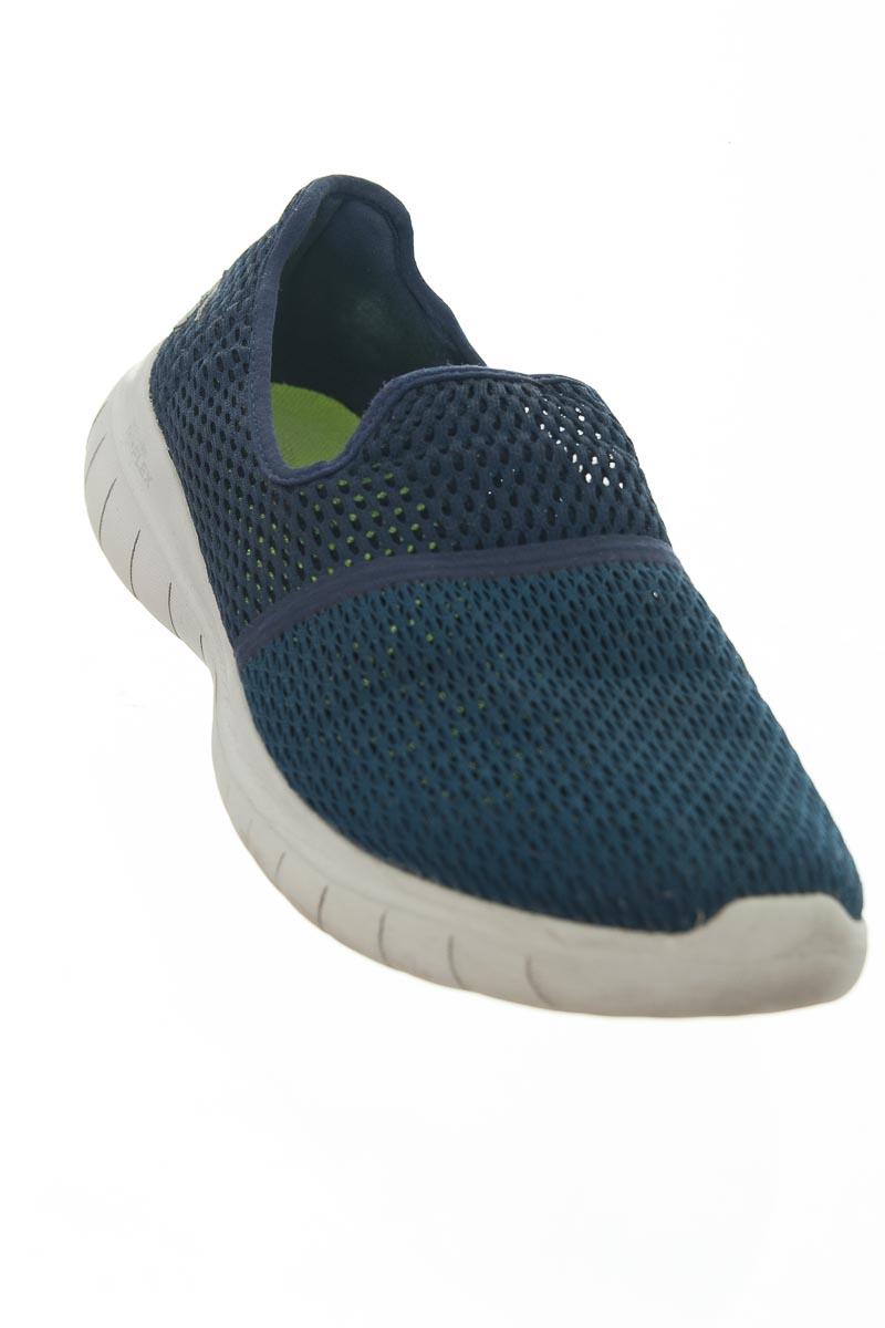 Zapatos color Azul - Skechers