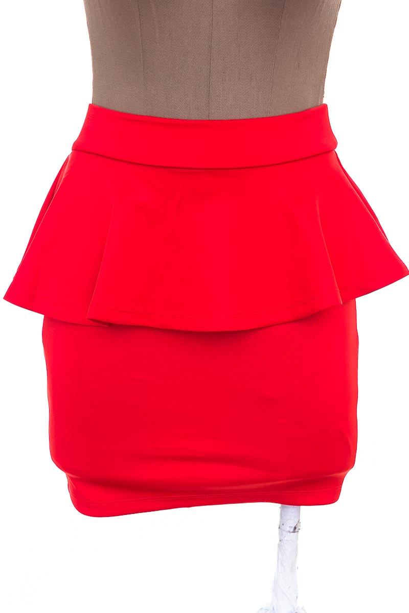 Falda Casual color Rojo - BEBE