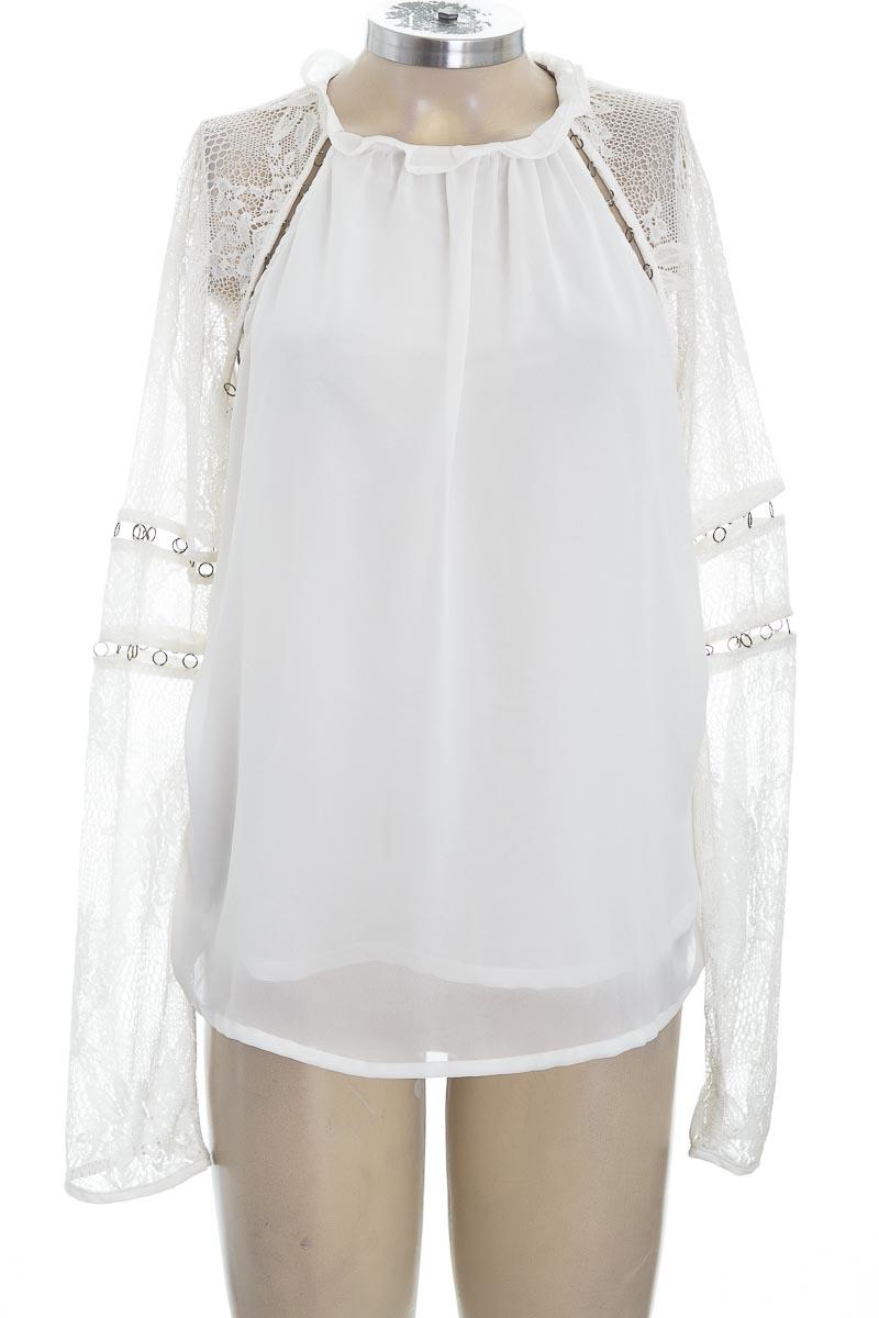 Blusa color Blanco - Jo Fashion