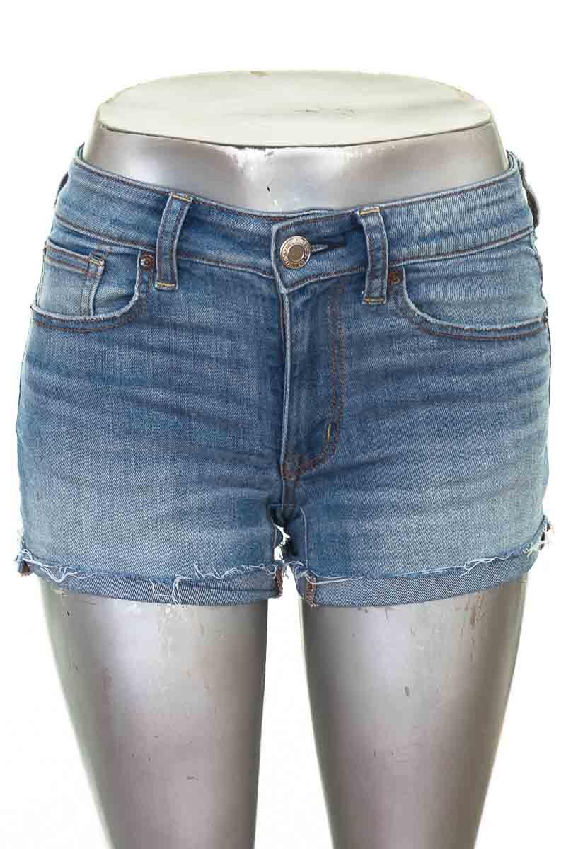 Short Jean color Azul - American Eagle