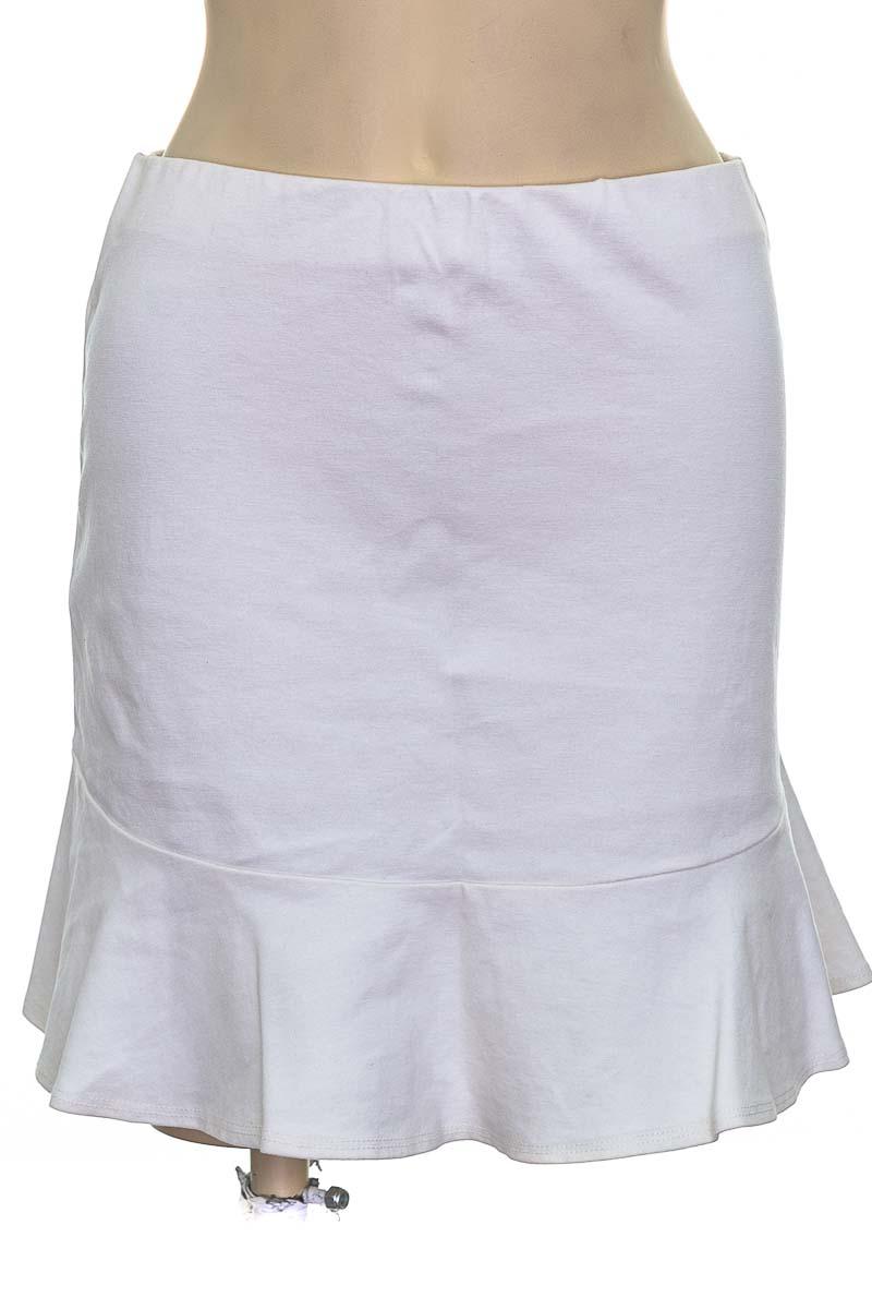 Falda color Blanco - Petunia