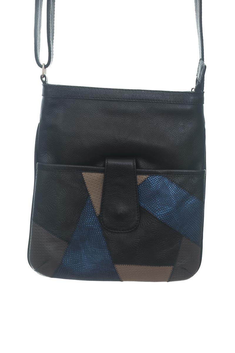 Cartera / Bolso / Monedero color Negro - Cebra's
