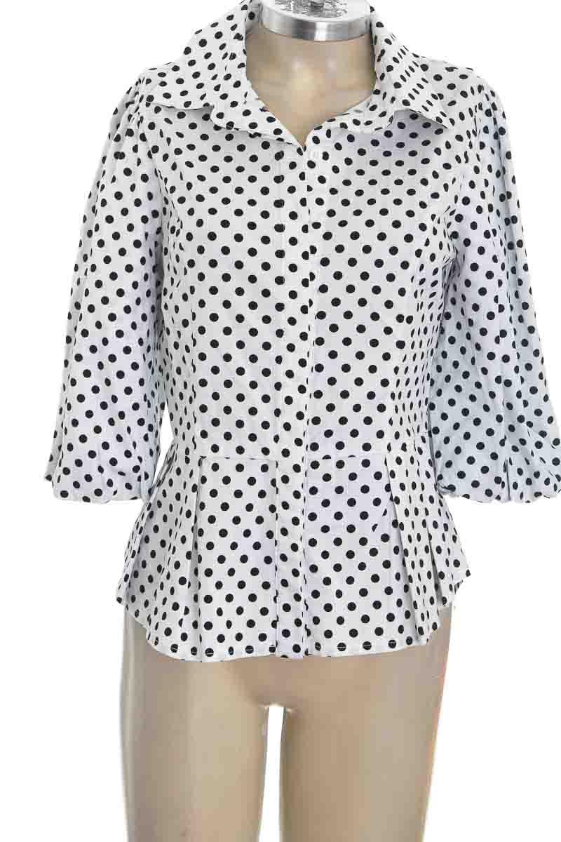 Blusa color Blanco - Sibarita