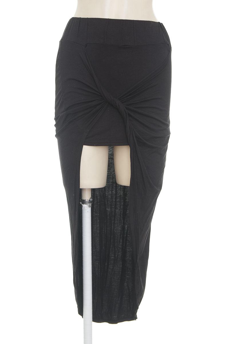 Falda color Negro - Déjate querer