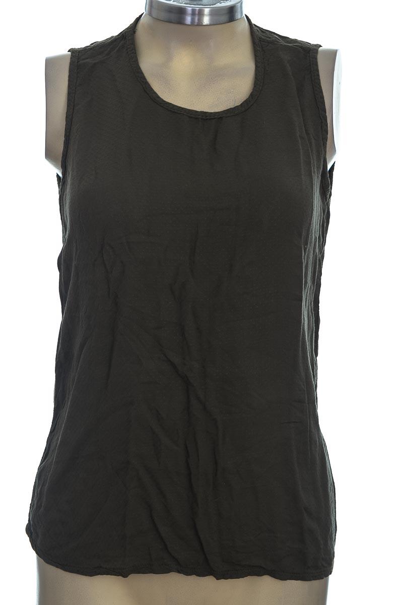 Top / Camiseta color Verde - Eva Castillo