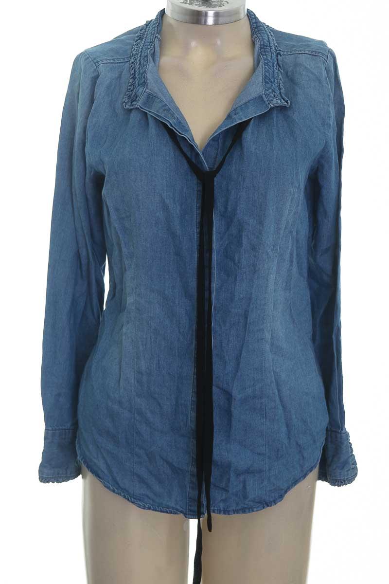 Blusa color Azul - Kensie