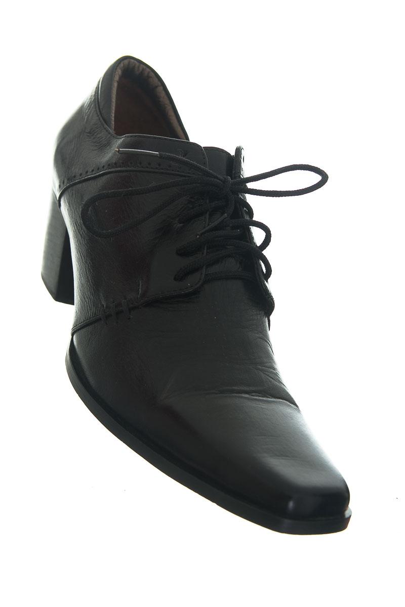 Zapatos color Negro - Vélez