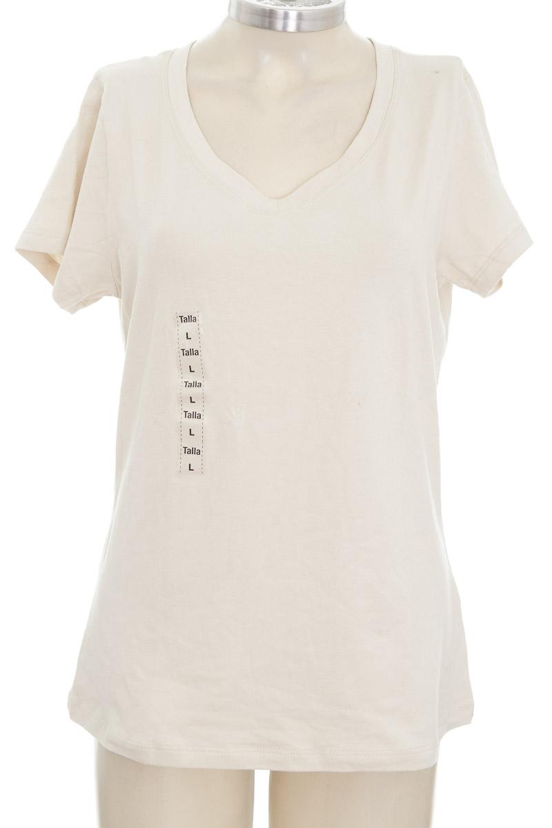 Top / Camiseta color Beige - Arkitect
