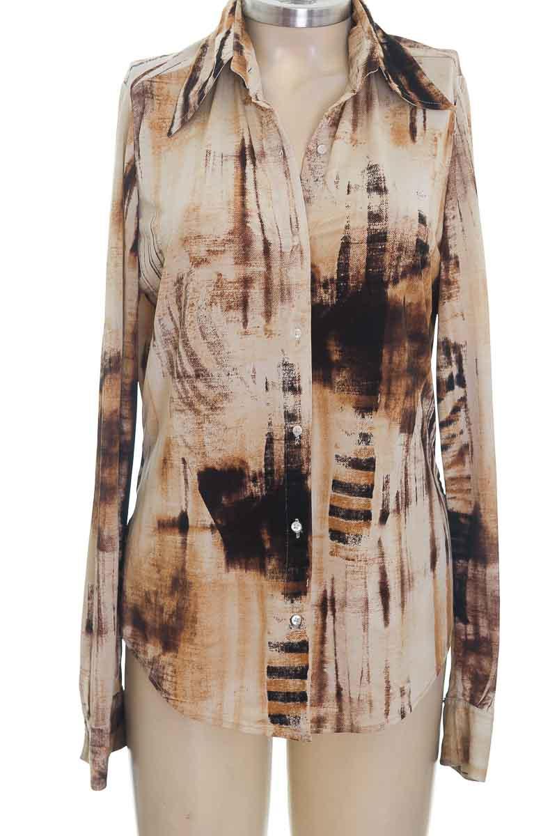 Blusa color Beige - Bettina Spitz