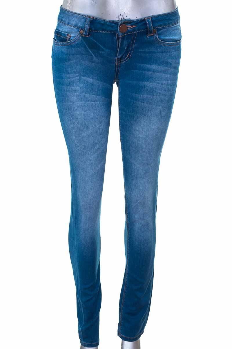 Pantalón Jeans color Azul - Delias