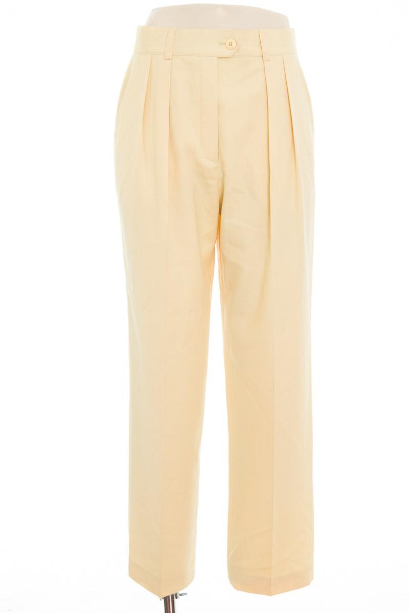 Pantalón color Amarillo - Escada By Margaretha Ley