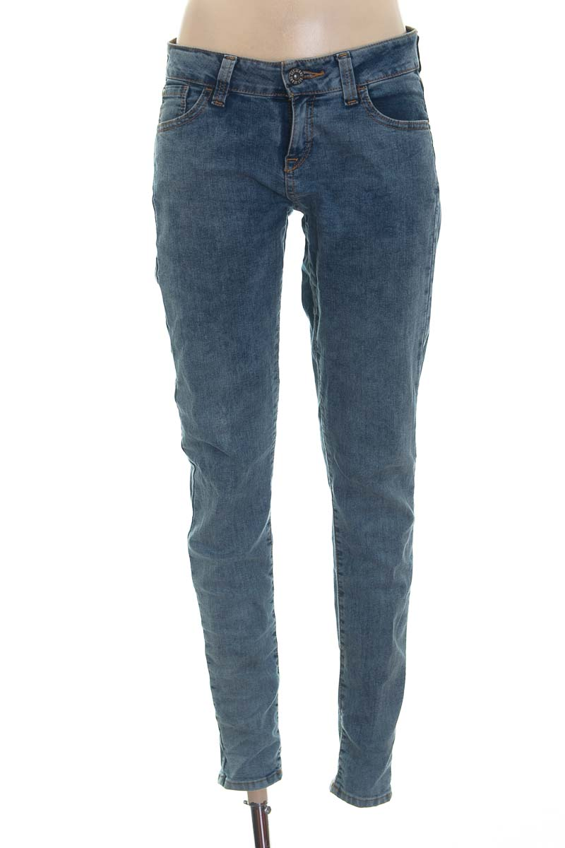 Pantalón color Azul - Gef