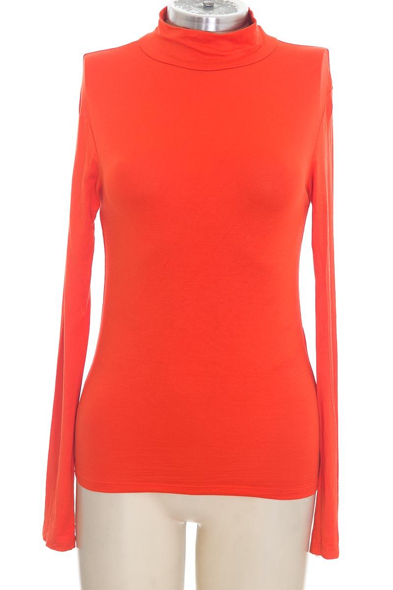 Sweater color Naranja - Stradivarius