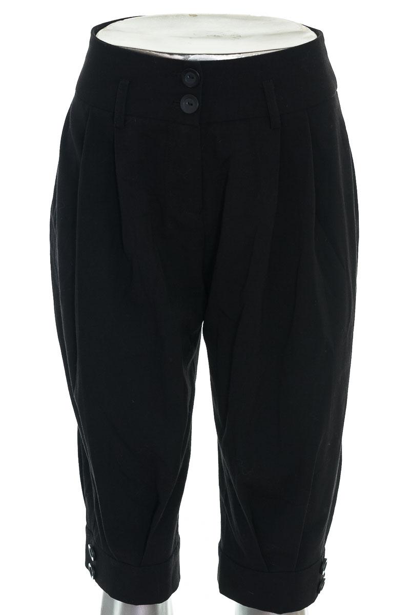 Pantalón Casual color Negro - Poetry