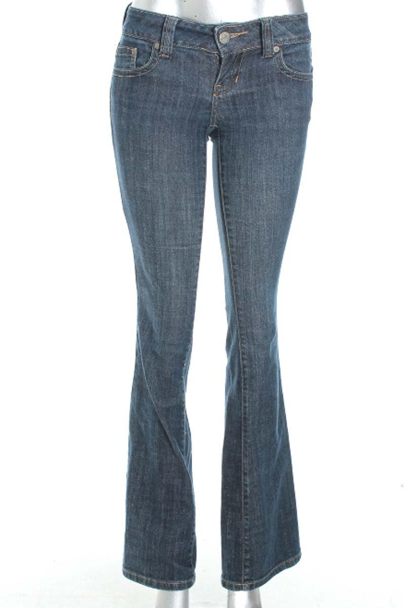 Pantalón Jeans color Azul - Zco